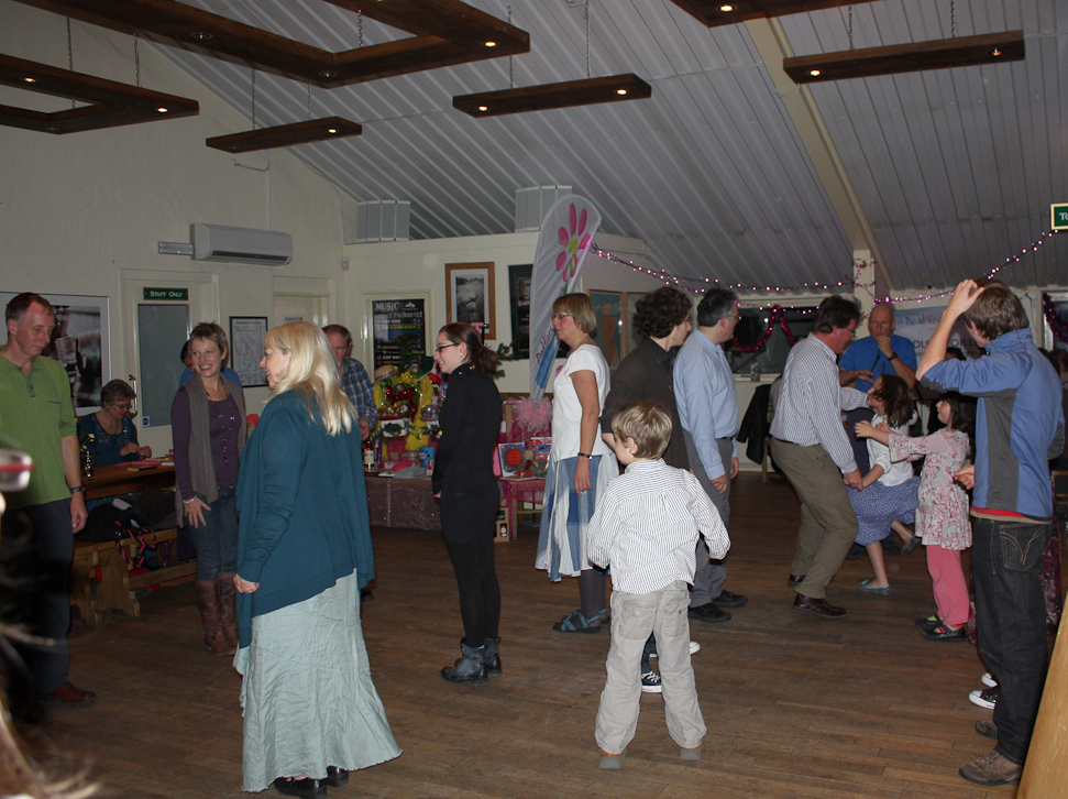 End of Season Ceilidh for Paddlers for Life.