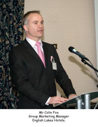 Colin Fox of English Lakes Hotels