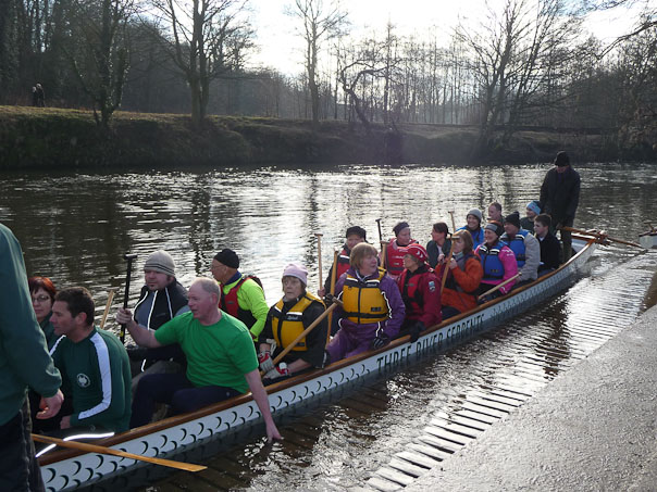 Training session with the Three River Serpents team in Durham lead by Keni.