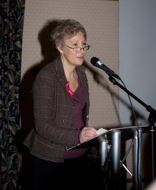 Louisa Balderson, secretary of Paddlers for Life.
