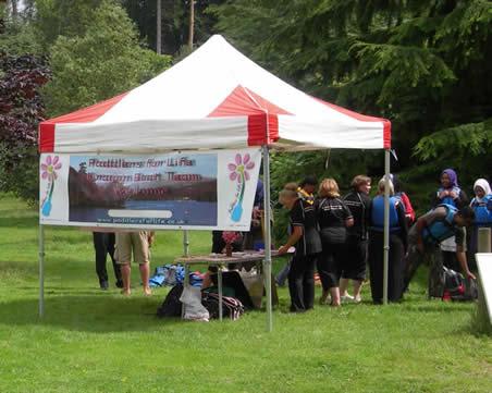 Community Spirit event at Brockhole Visitor Centre near Windermere.
