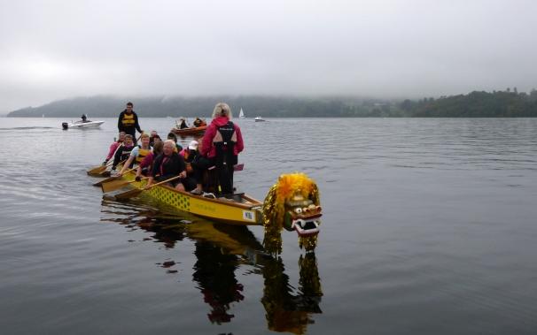 Final paddle of the 2014 season.
