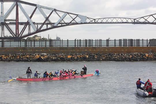 At Port Edgar Near Edinburgh in 2011