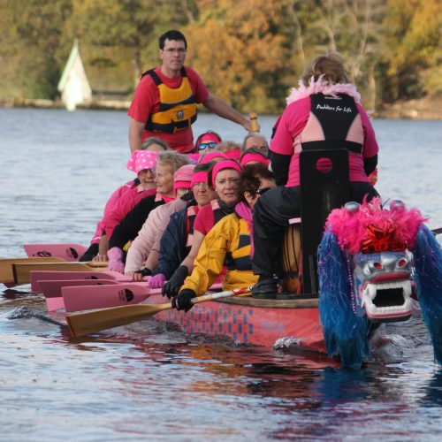 Paddle in pink 2011.