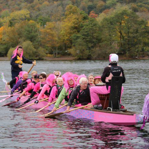 Pink Paddle 2015.