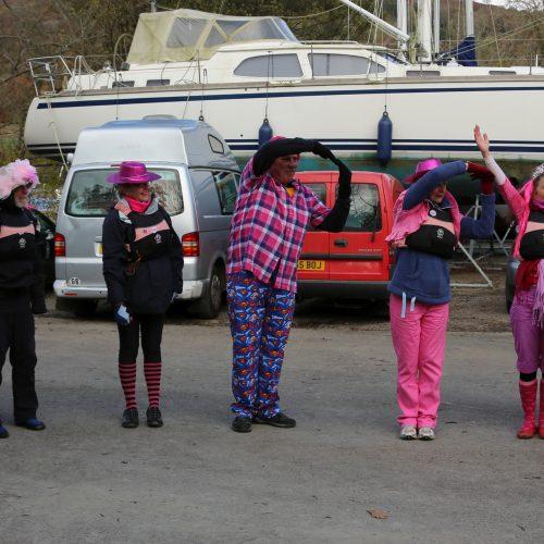 Pink team 2012.