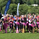 Click for images of Paddlers for Life Windermere at the Dragon Bay Regatta at Low Wood Watersports Centre.