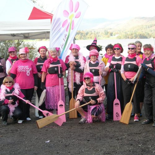 Resplendent in pink 2011