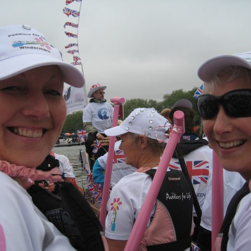 Sue and Louisa organised our participation in this event which required much preparation and planning.